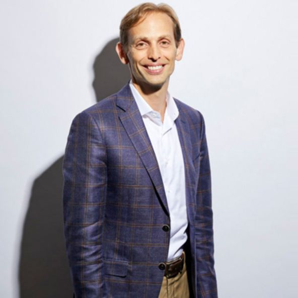 Photo of David Berry, General Partner at Flagship Ventures