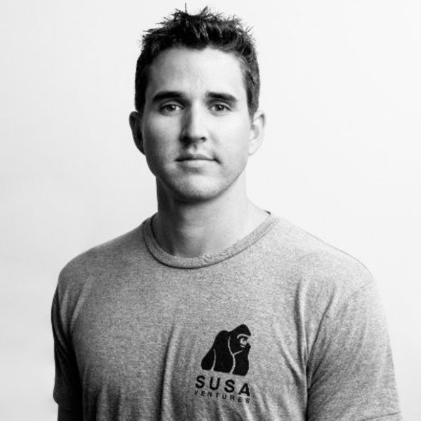 Photo of Chad Byers, Managing Partner at Susa Ventures