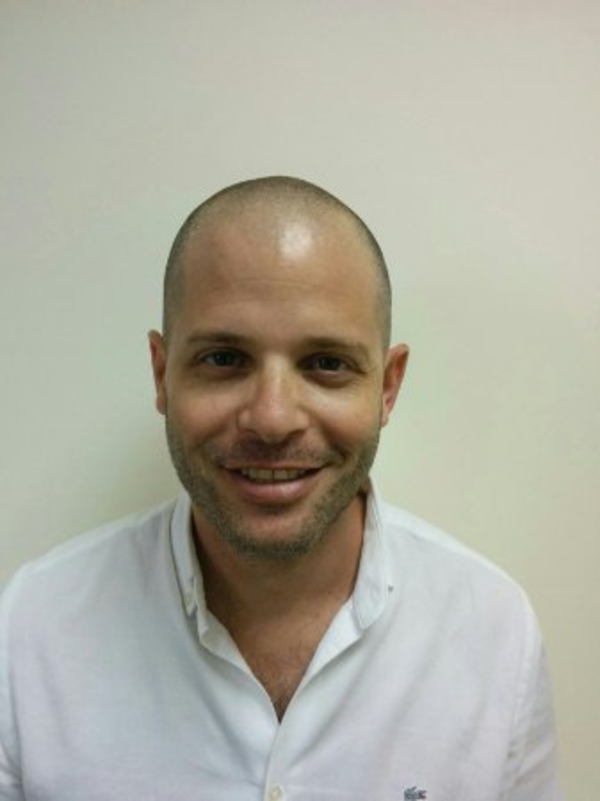 Photo of Ran Regev, Managing Partner at Ortam Holdings