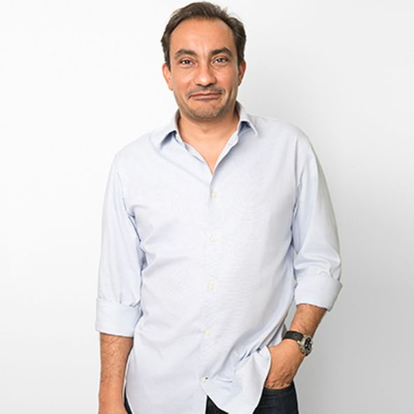 Photo of Karim Hussein, Managing Partner at Algebra Ventures