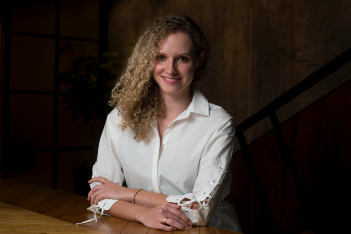 Photo of Natalie Prittie-Perry, Vectr Ventures