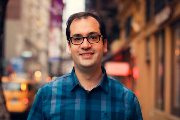 Photo of Ben Werdmuller, Investor at Matter Ventures