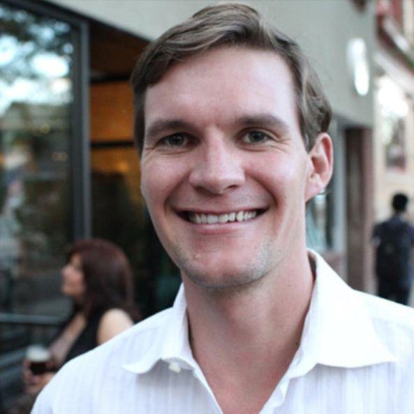Photo of Brett Jackson, Managing Partner at v1.vc
