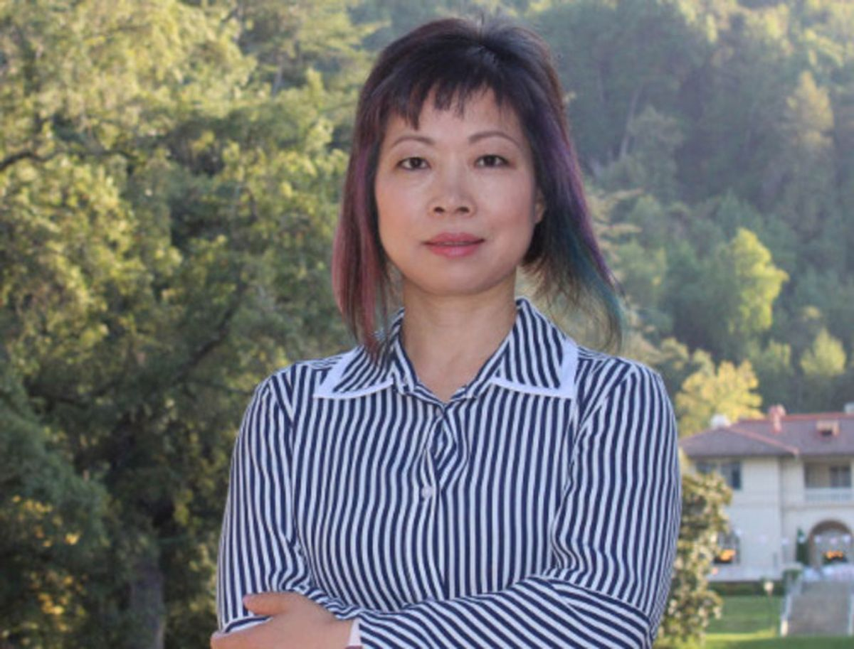 Photo of Weiying Ding, Partner at TEEC Angel Fund