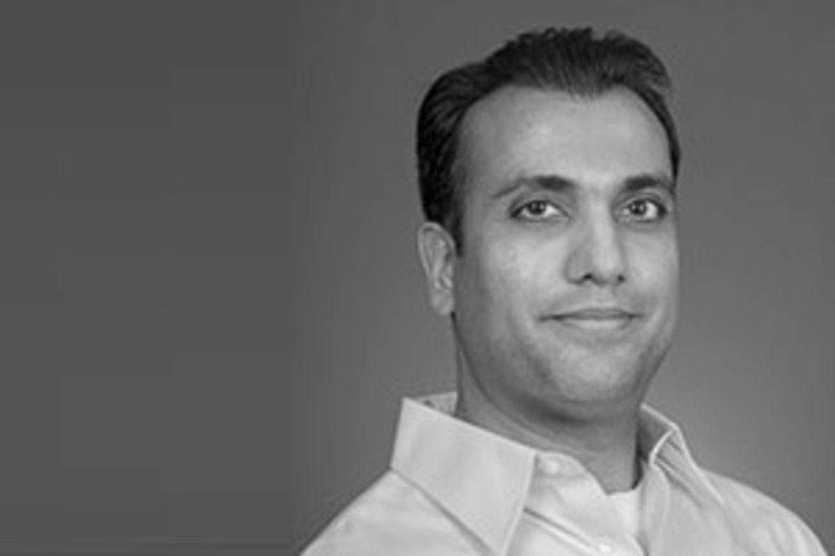 Photo of Sunil Kurkure, Intel Capital