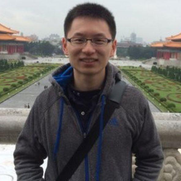 Photo of Matthew Pang, WI Harper