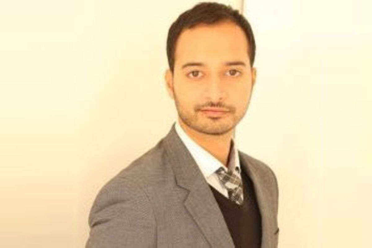 Photo of Nikhil Kalghatgi, Partner at CoVenture
