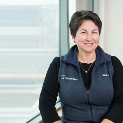 Photo of Maria Cirino, Managing Partner at .406 Ventures