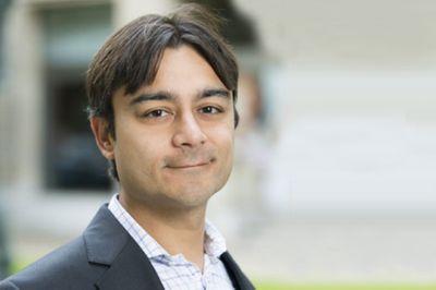 Photo of Imran Akram, General Partner at AXA Strategic Ventures