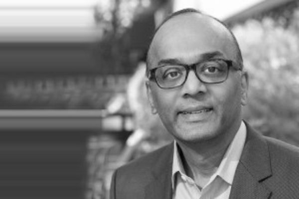 Photo of Arun Chetty, Intel Capital