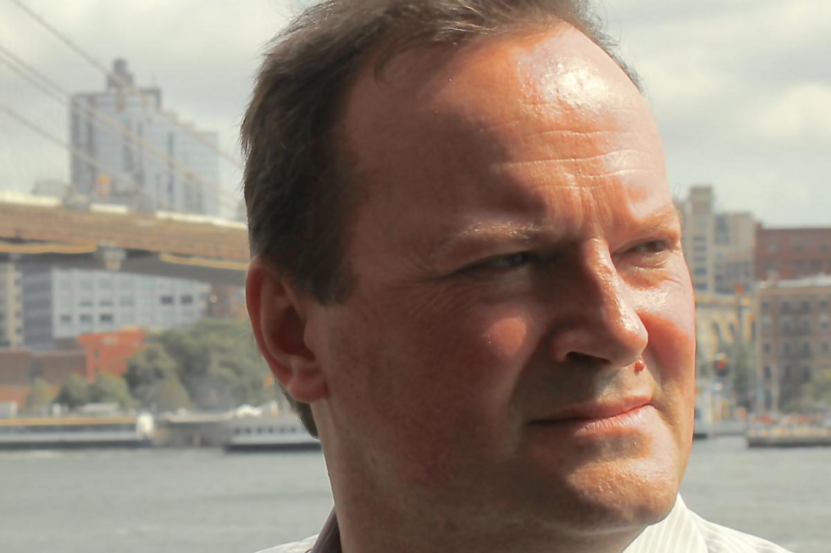Photo of David Orban, Managing Partner at Network Society Ventures