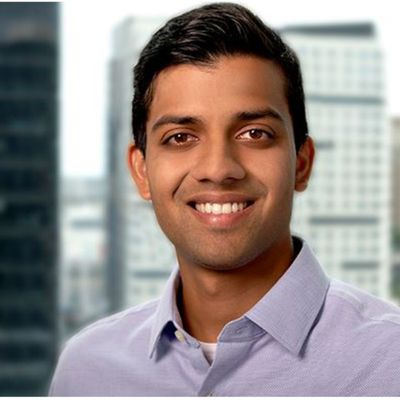 Photo of Viraj Parmar, Associate at Battery Ventures