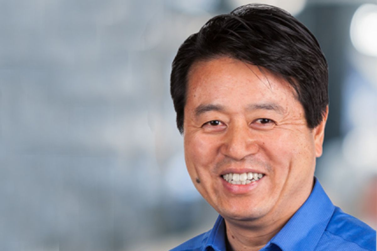 Photo of James Shen, Vice President at Qualcomm Ventures