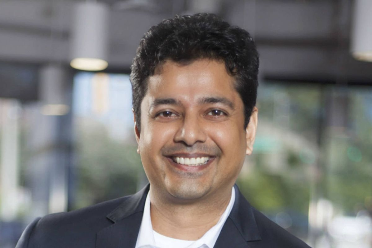 Photo of Anand Thaker, Principal at IntelliPhi