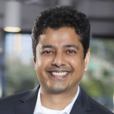 Photo of Anand Thaker, Principal at IntelliPhi