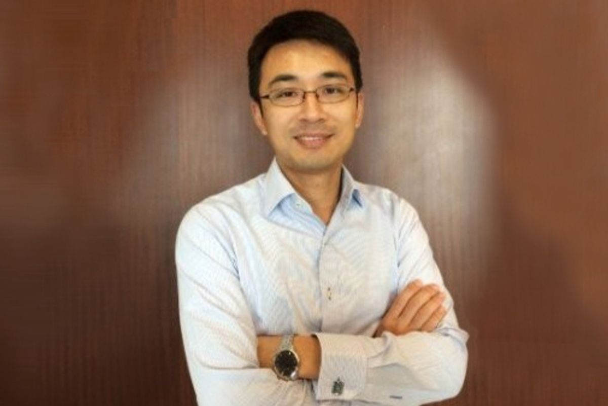 Photo of Lance Liu, Ping An Ventures