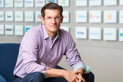 Photo of Nino Marakovic, Managing Partner at Sapphire Ventures