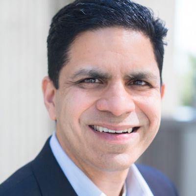 Photo of Deepak Gupta, Managing Partner at Blue Bear Ventures