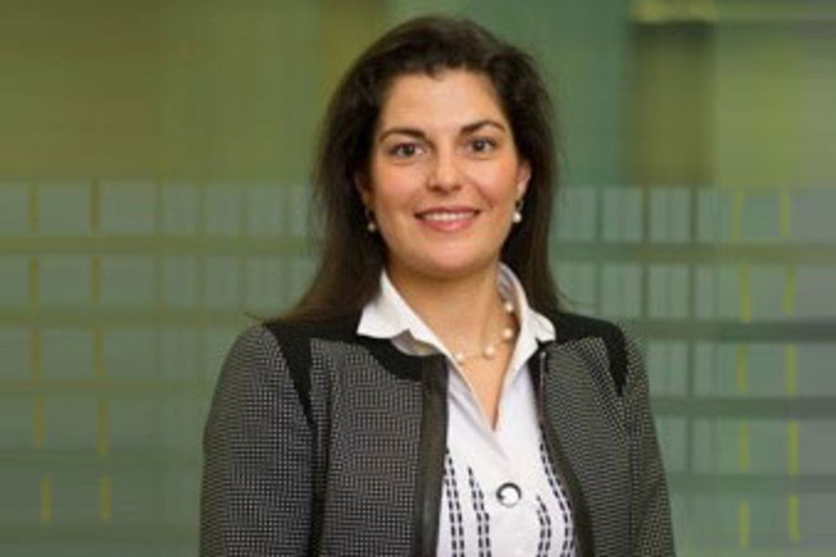 Photo of Lucia Rigo, Vice President at General Atlantic