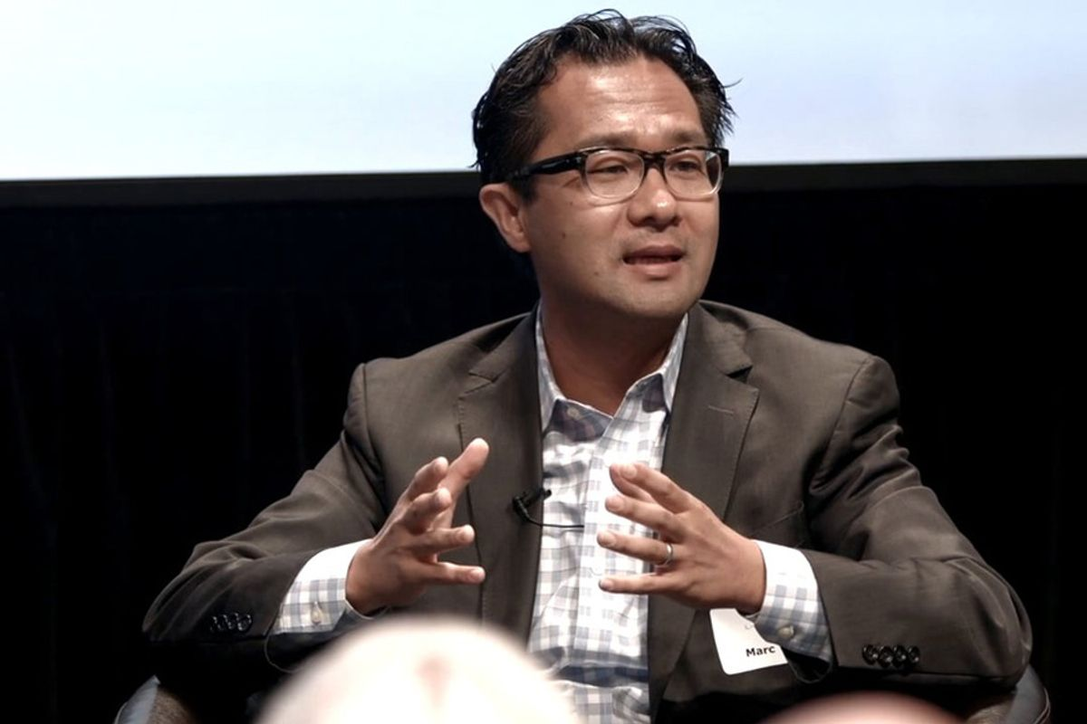 Photo of Marc Yi, Vice President at Intel Capital