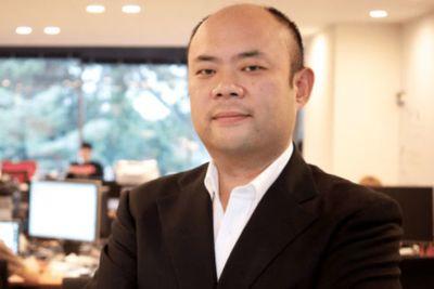 Photo of Taizo Son, Managing Partner at Visionaire Ventures