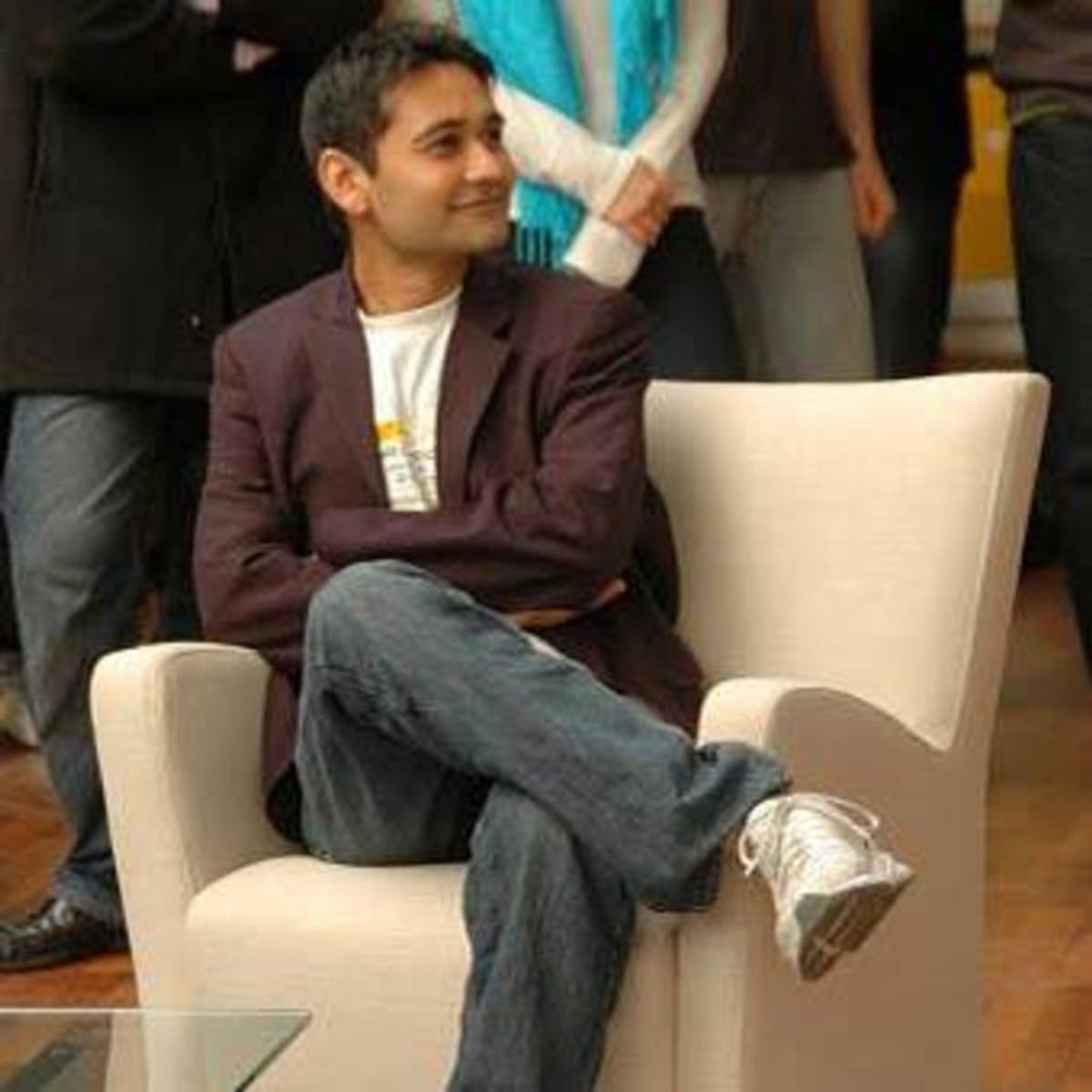 Photo of Bipin BA, Senior Associate at 9 Unicorns Fund.