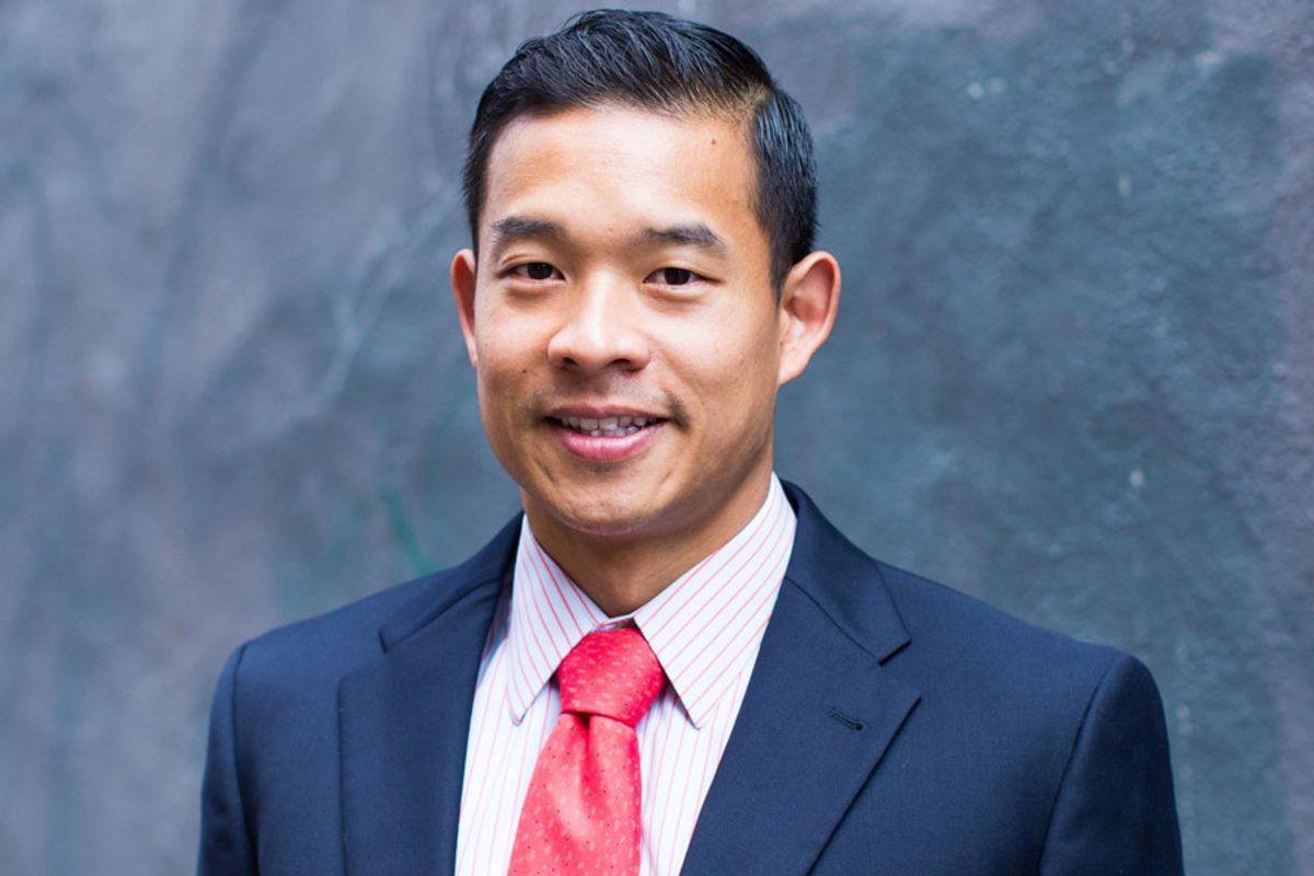 Photo of Ed Lam, Principal at Bay Grove