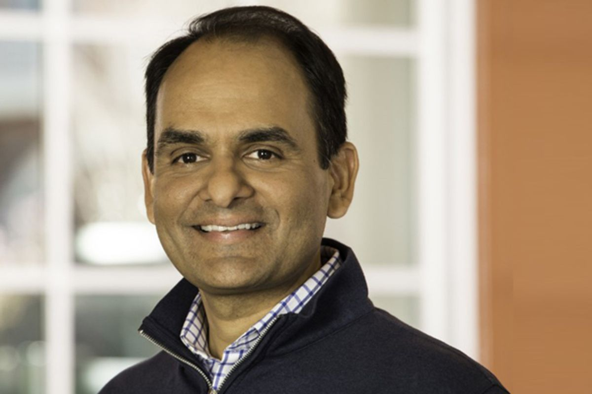 Photo of Arvind Purushotham, Managing Director at Citi Ventures