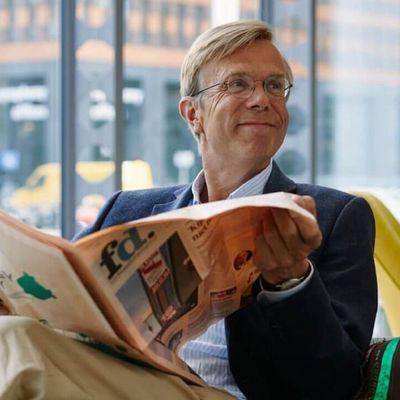 Photo of Michael Stam, INKEF Capital