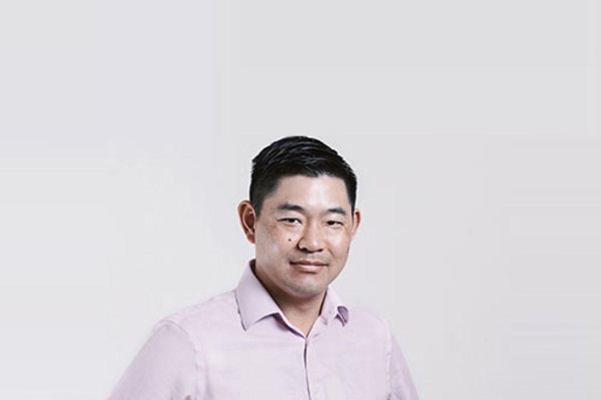 Photo of Carey Lai, Managing Director at Conductive Ventures
