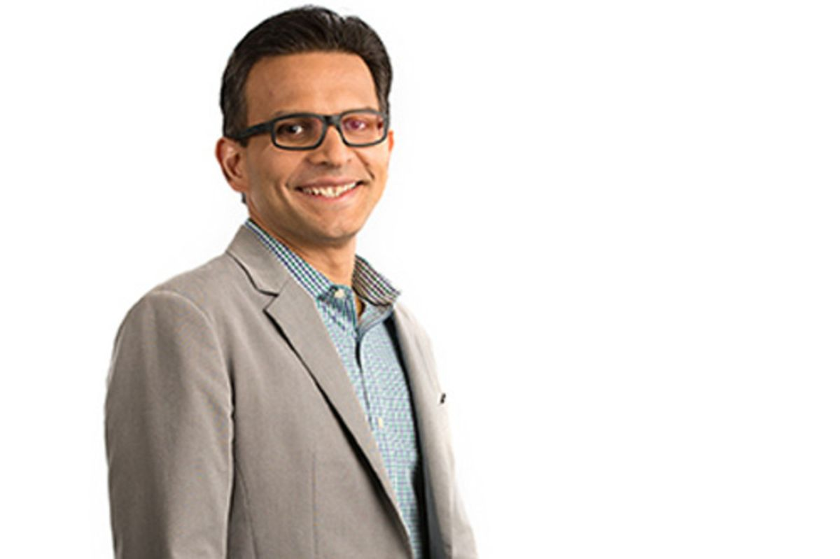 Photo of Ursheet Parikh, Partner at Mayfield