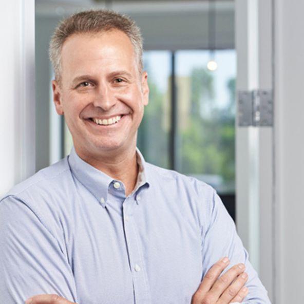 Photo of Doug Higgins, Managing Partner at Sapphire Ventures