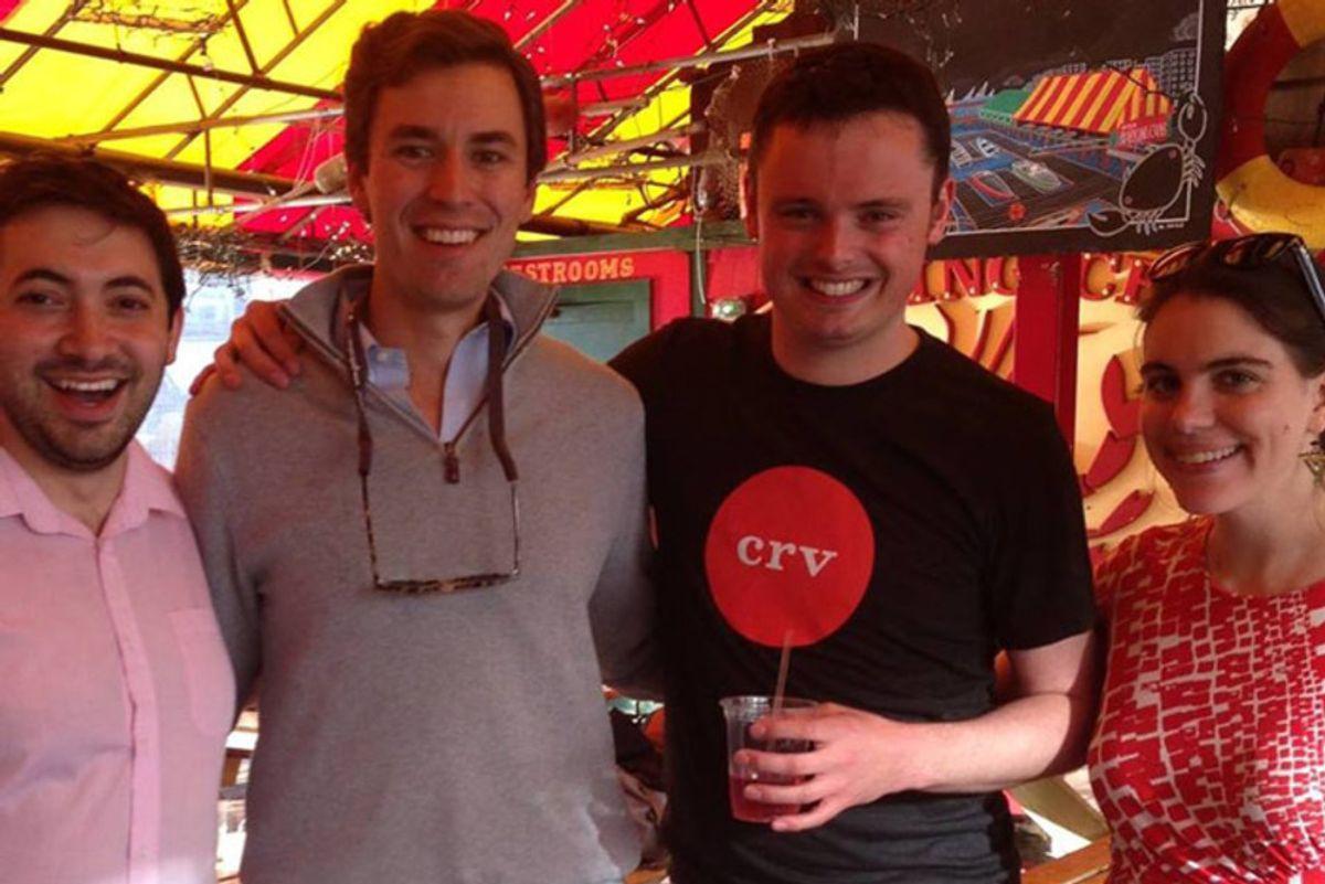 Photo of Danny Crichton, CRV