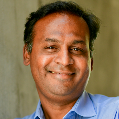 Photo of Karthee Madasamy, Managing Director at Mobile Foundation Ventures
