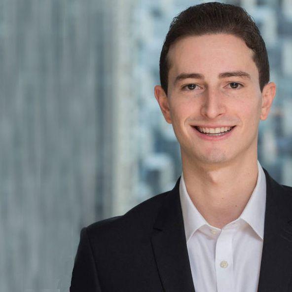 Photo of Daniel Aronovitz, Analyst at Insight Venture Partners