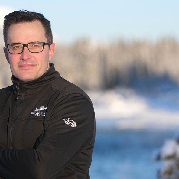 Photo of Gavin  Jocius, Principal at River Wise Ventures