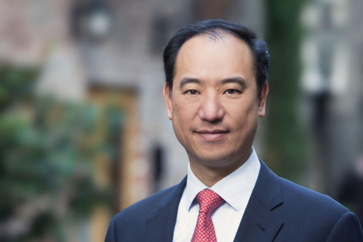 Photo of Pang Au, Managing Partner at Veritas investments
