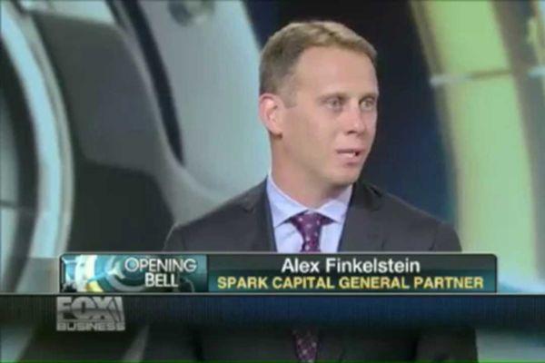 Photo of Alex Finkelstein, General Partner at Spark Capital