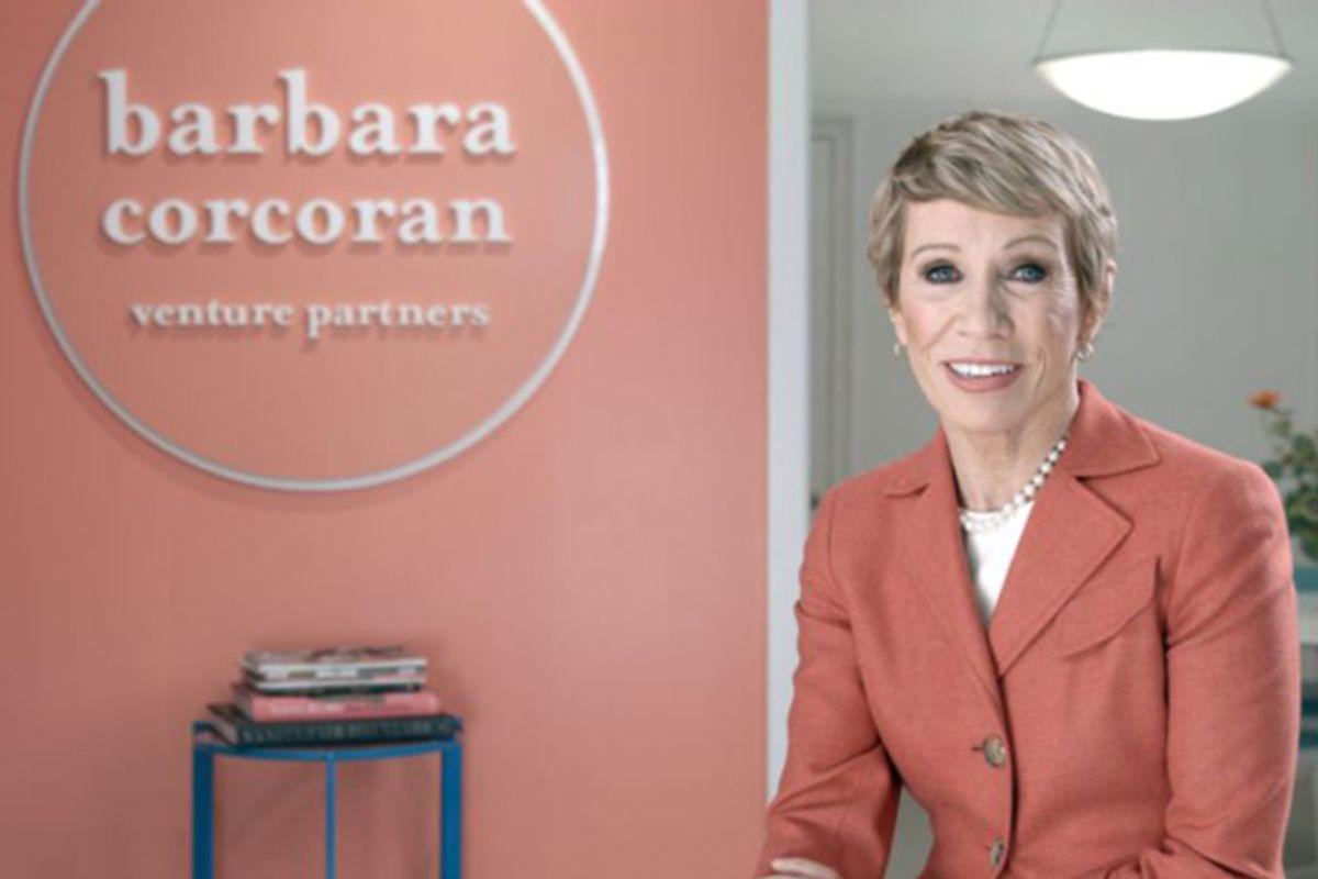 Photo of Barbara Corcoran, Barbara Corcoran Venture Partners