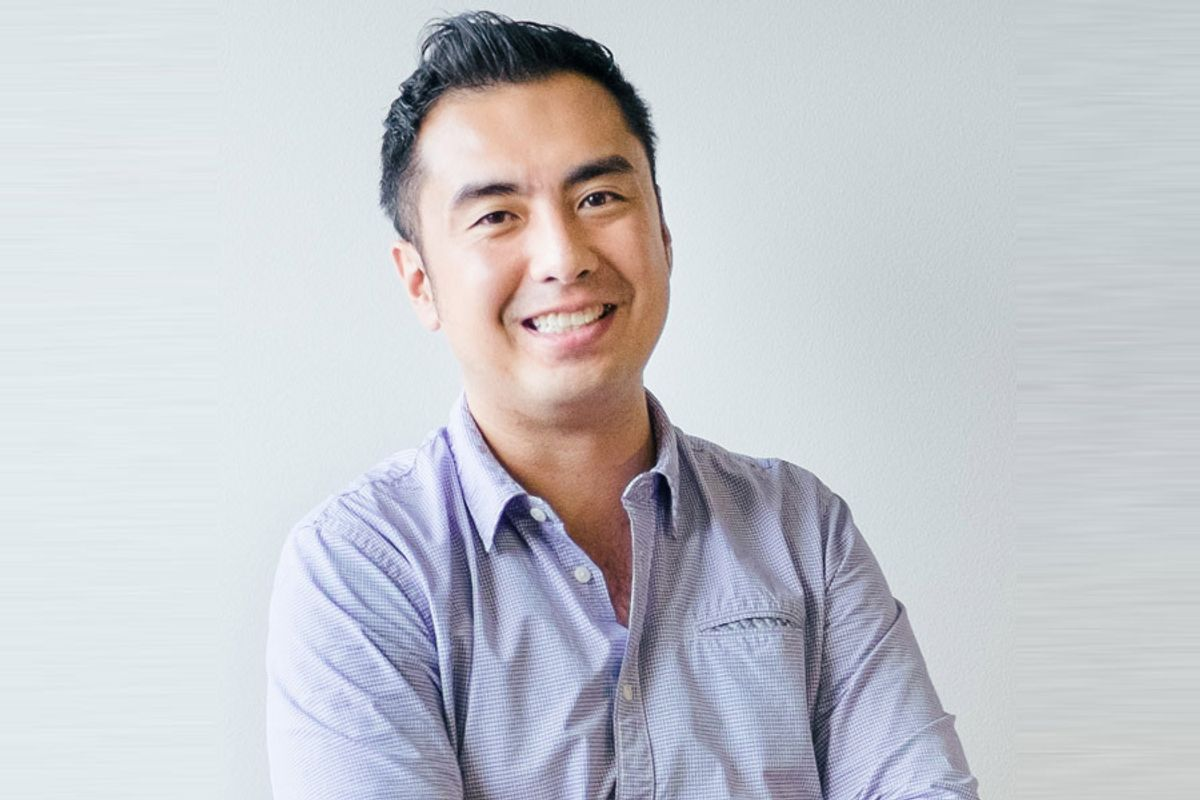 Photo of Francis Shih, Arena Ventures