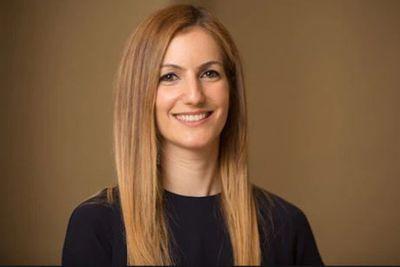 Photo of Dana Lorch, American Express Ventures