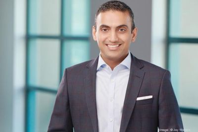 Photo of Karthik Subramanian, Cisco Investments