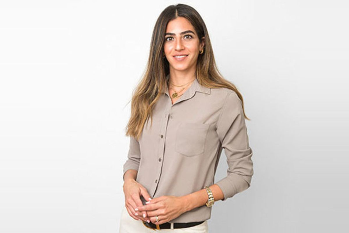 Photo of Farah Osman, Associate at Algebra Ventures