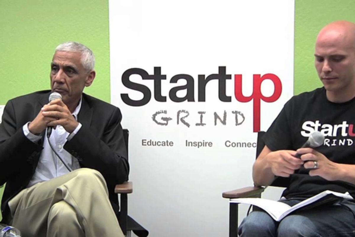 Photo of Vinod Khosla, General Partner at Khosla Ventures