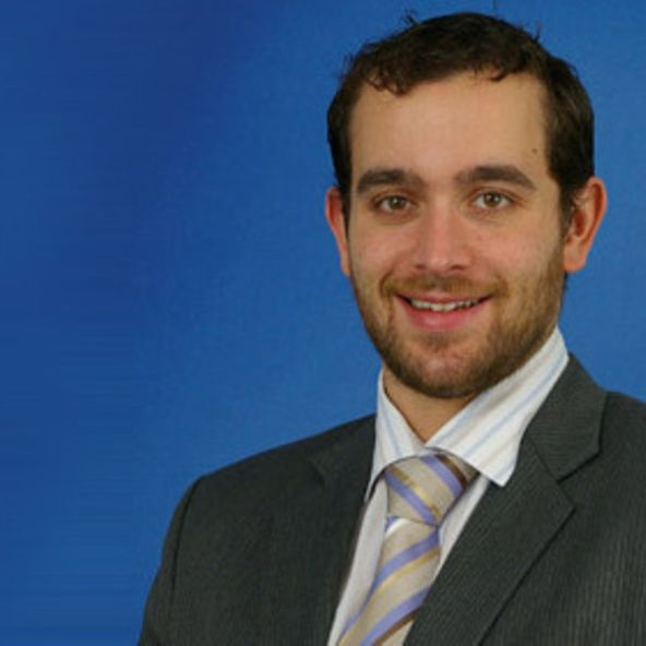 Photo of Adam Szental, CE Ventures