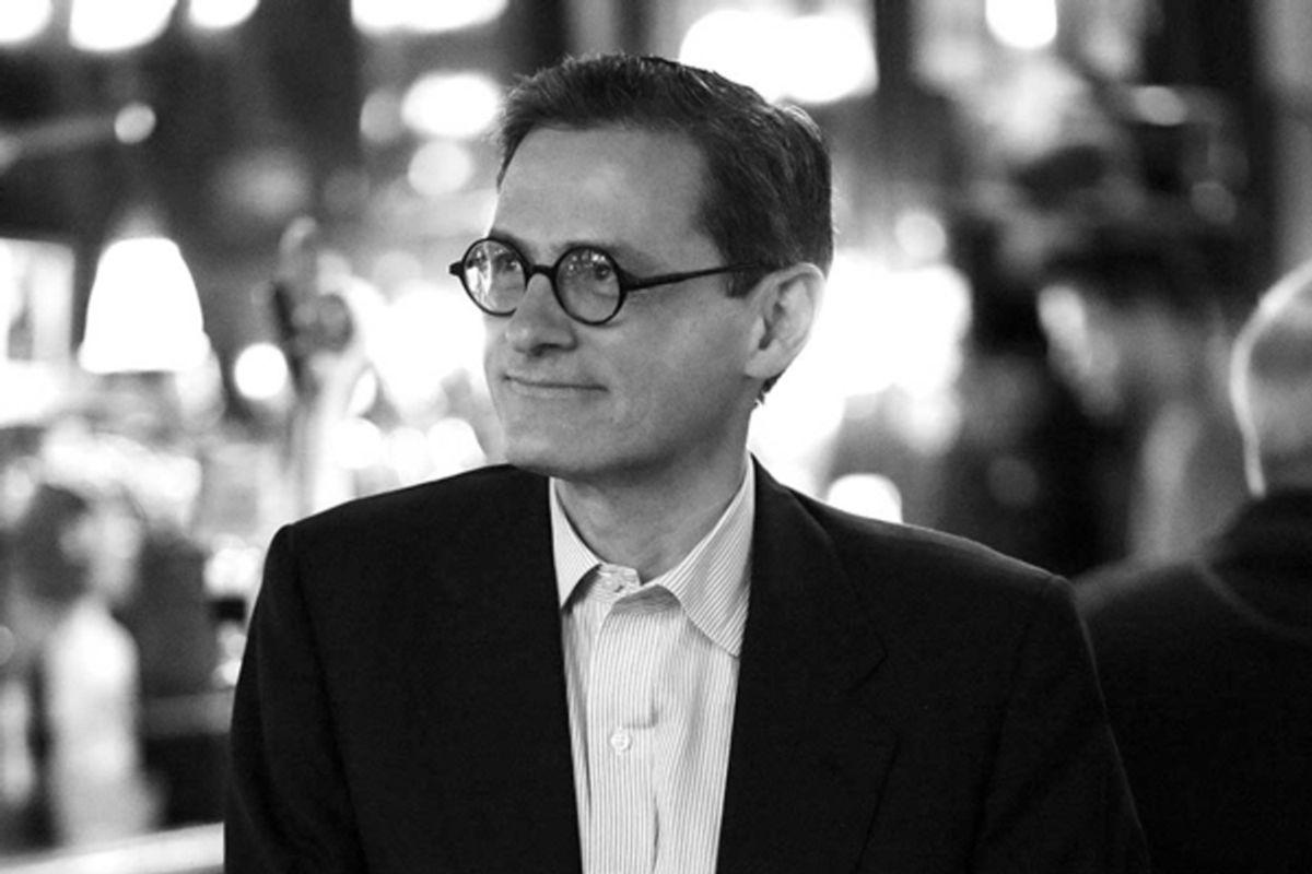 Photo of Hans Morris, Managing Partner at Nyca Partners