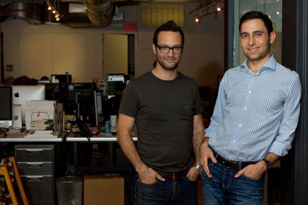 Photo of Scott Belsky, Venture Partner at Benchmark