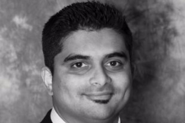 Photo of Raj Chakraborty, Managing Partner at Quake Capital