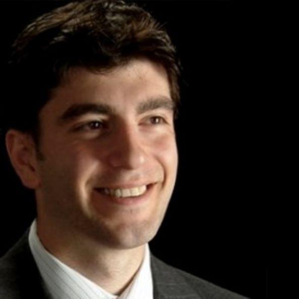 Photo of David Bratslavsky, IMB Wealth Technology