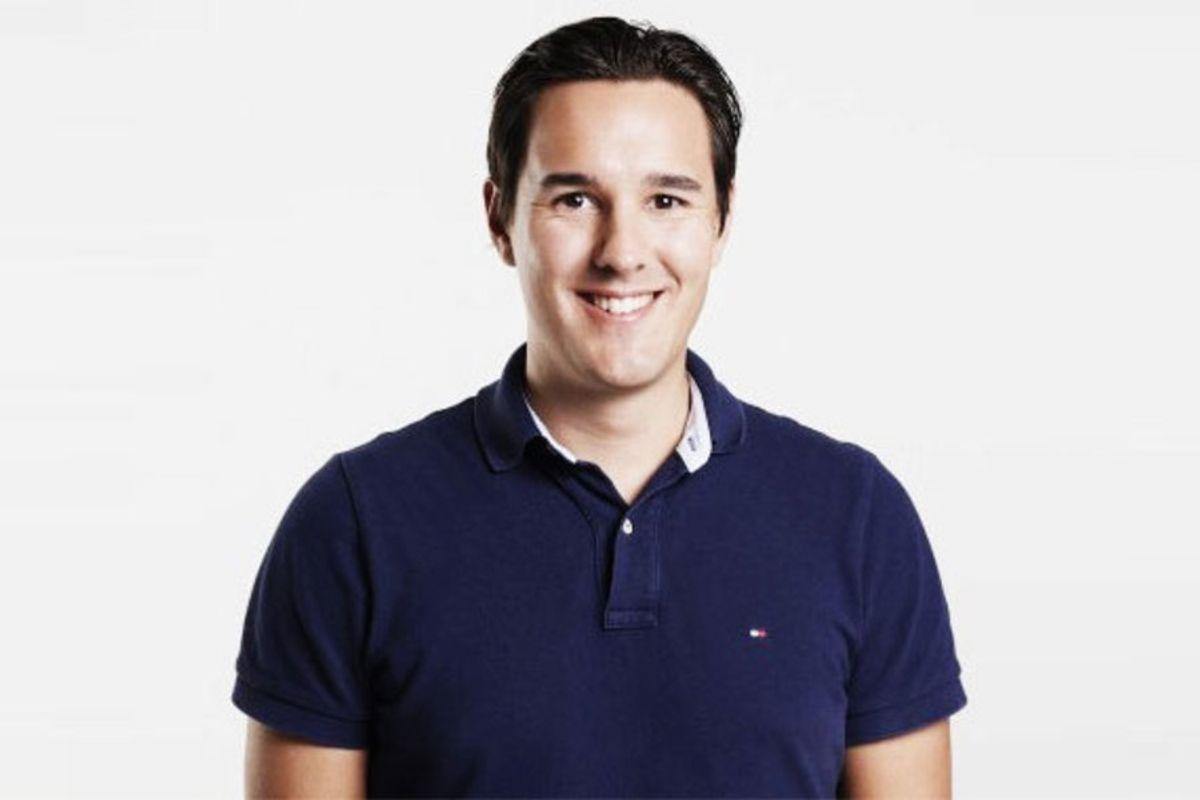 Photo of Stefan Steiner, Managing Director at venturelab